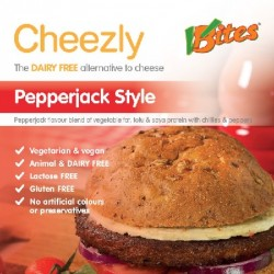 Cheezly pepperjack 190g